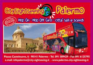 CitySightseeing Palermo