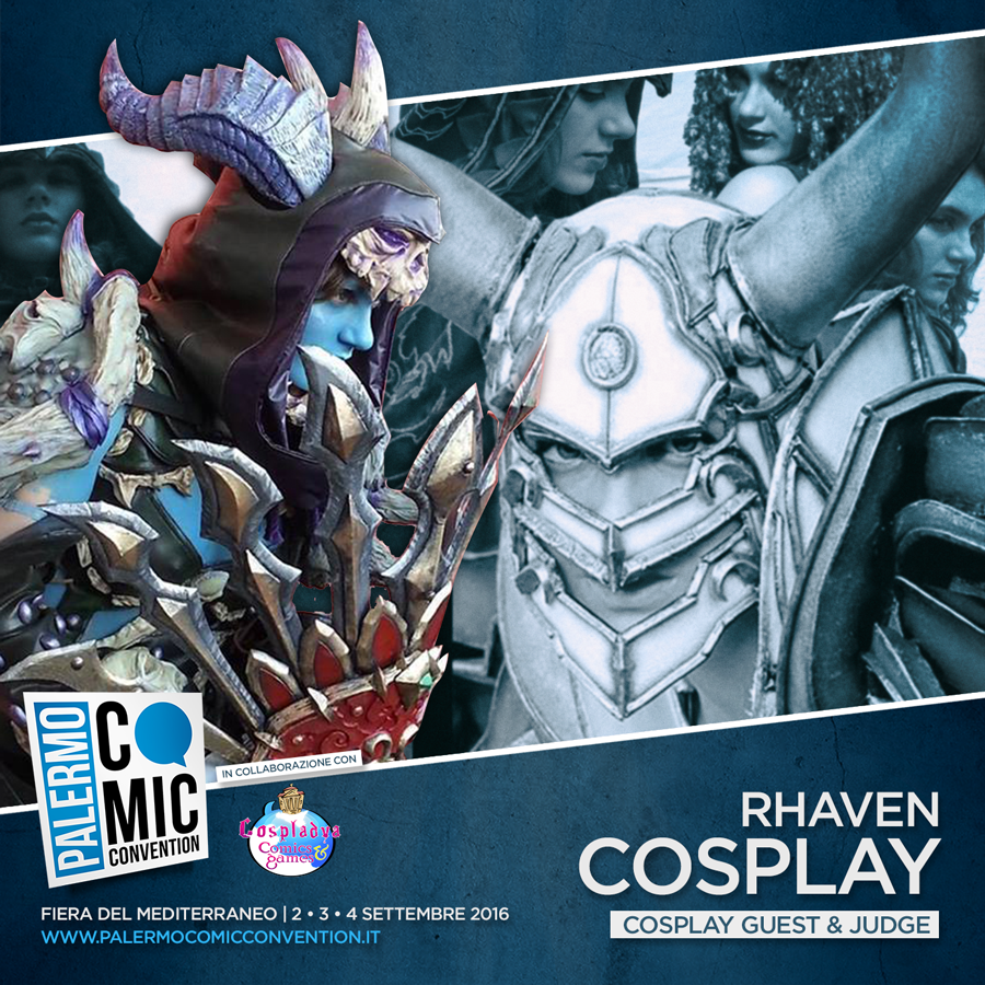 Rhaven Cosplay