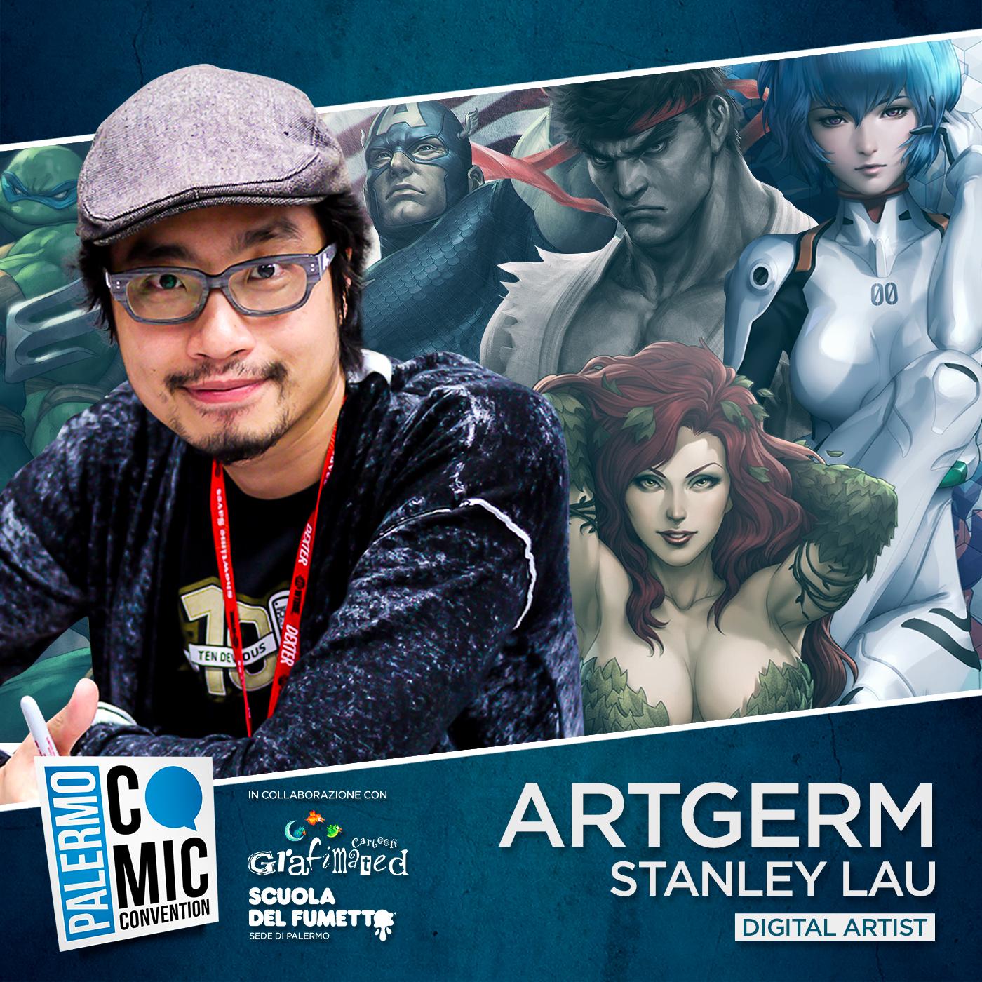 Stanley Artgerm Lau
