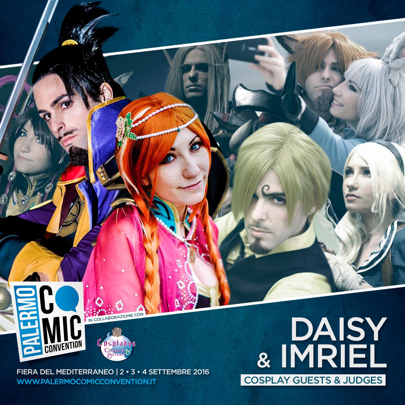 Daisy & Imriel