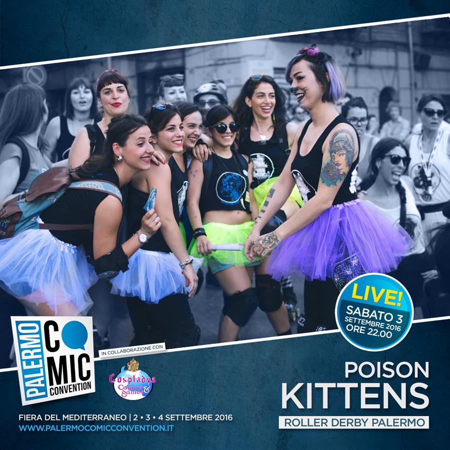 Poison Kittens