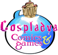 Cospladya Comics & Games 2016